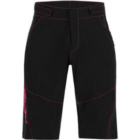 Santini Selva MTB Shorts Women, czarny